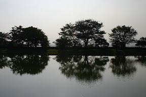 Nishihama (west seashore), Shugakuin Imperial Villa