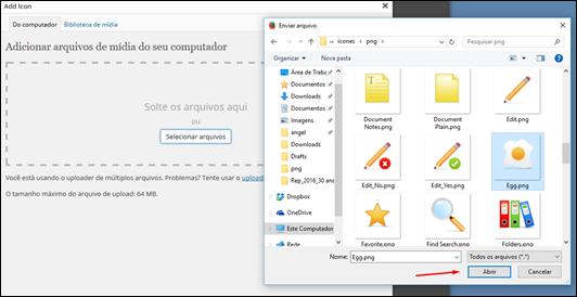 Veja como colocar favicon (.ico) seu blog - Blogger, Wordpress ou qualquer Website - Visual DicasVeja como colocar favicon (.ico) seu blog - Blogger, Wordpress ou qualquer Website - Visual Dicas