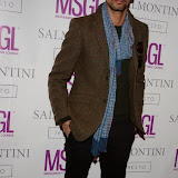OIC - ENTSIMAGES.COM - Hugo Taylor MediaSkin Gifting Lounge at Salmontini London 19th January 2015Photo Mobis Photos/OIC 0203 174 1069