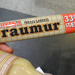Draumur: black liquorish wrapped in chocolate - not my thing in Reykjavik, Hofuoborgarsvaeoi, Iceland