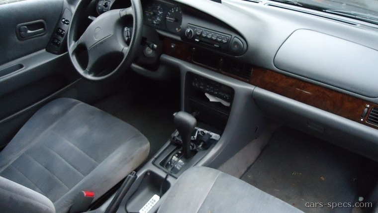 1997 Nissan Altima Sedan Specifications Pictures Prices