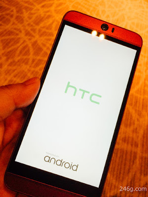 「HTC J butterfly HTV31」ハンズオン