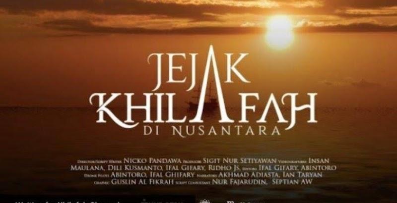 # Jejak Khilafah di Nusantara Trending, Ada Apa?
