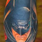 batman - Joker Batman Tattoos Pictures