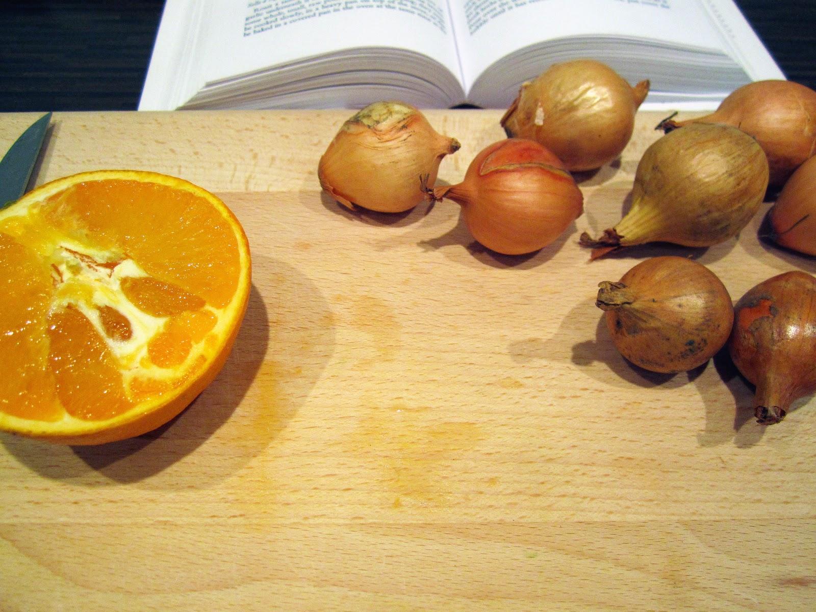 Slow venison stew
