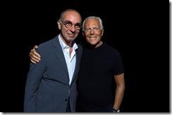 Giuseppe Tornatore and Giorgio Armani_By SGP