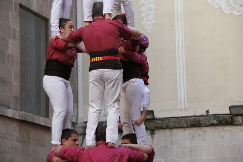 19è Aniversari Castellers de Lleida. Paeria . 5-04-14 - IMG_9412.JPG