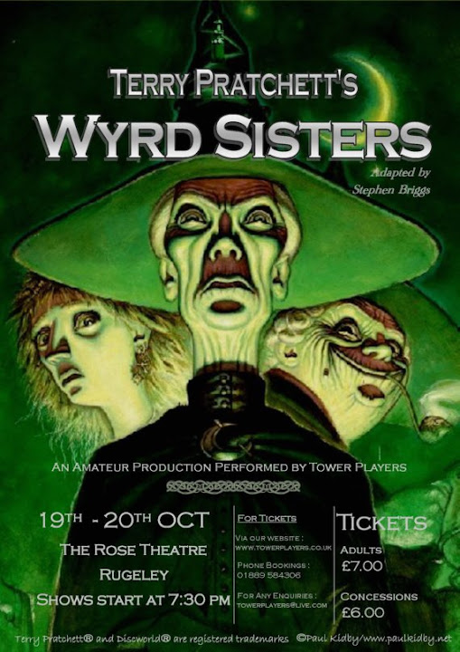 Wyrd Sisters by Tower Players