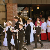 Erstkommunion in Melle 18.04.2010