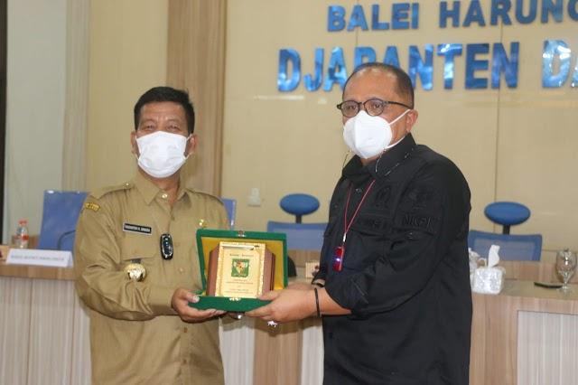 Wakil Ketua Komisi II DPR RI Junimart Girsang Kunker Ke Kabupaten Simalungun