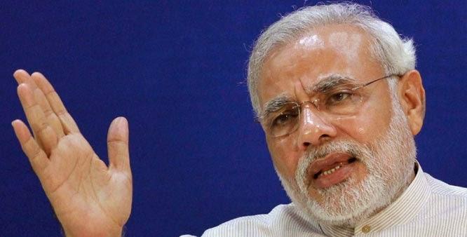 भारतीय प्रधानमन्त्री नरेन्द्र मोदी स्वदेश फर्के