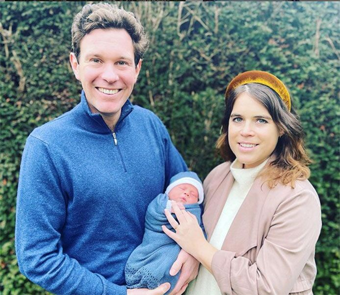 Princess Eugenie's tears for Prince Philip as she recalls introducing Baby August to Him