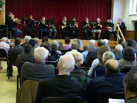 Koncert trubačů z Nittenau.