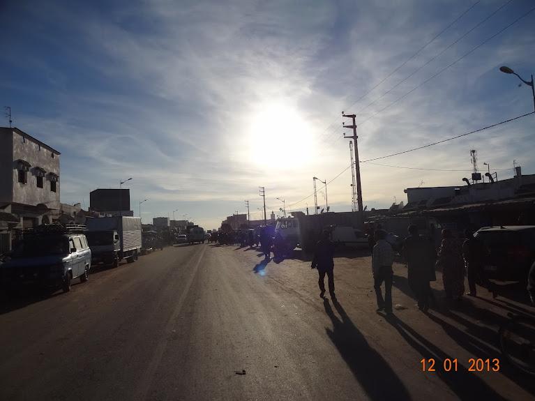 Marrocos e Mauritãnia a Queimar Pneu e Gasolina - Página 2 DSC05509