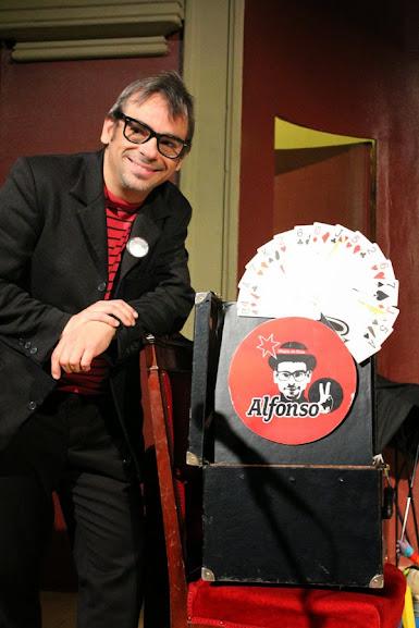 Alfonso-V-mago-madrid-Ateneo