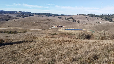 Photo: Swallow Valley Farm, site of the 2014 Biochar School. The farm owner and manager seek to restore better ecological functioning to this overgrazed landscape.