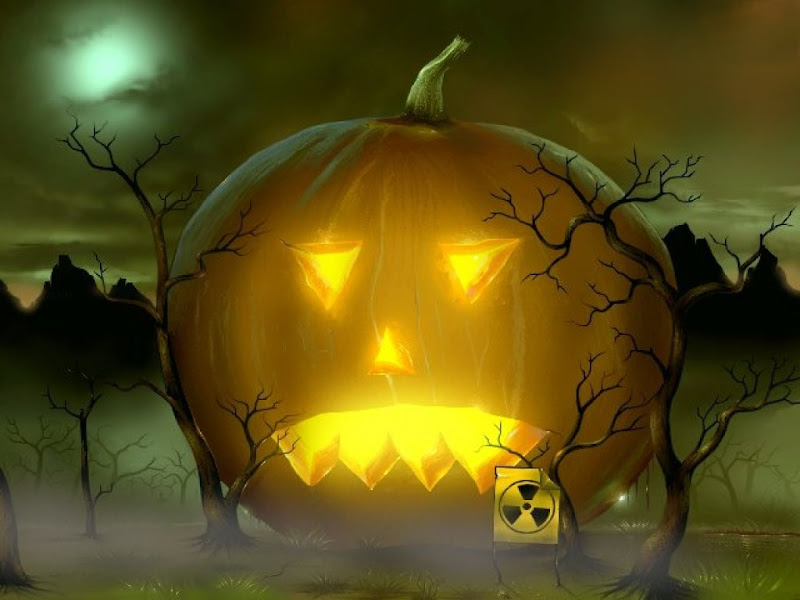 Toxic Halloween, Halloween