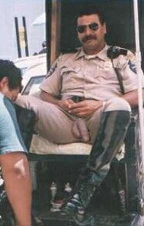 Cop cock