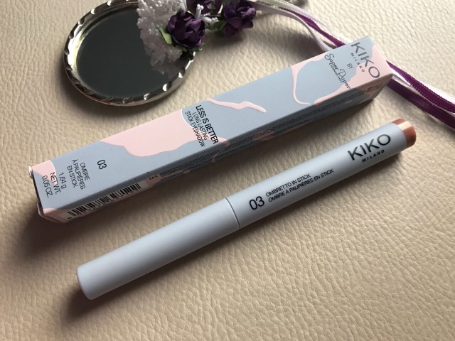 Kiko Milano Less Is Better Krem Stick Far