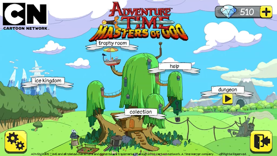 Adventure Time: Masters of Ooo Screenshot