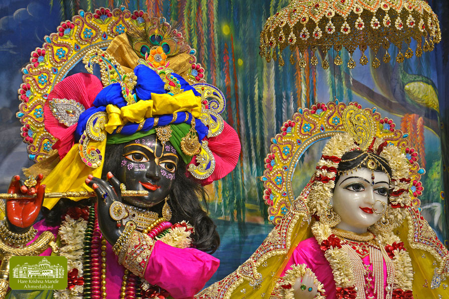 ISKCON Hare Krishna mandir Ahmedabad  07 Jan 2017 (6)