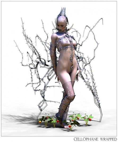 Skinned Beauty Want To Revenge, Warrior Girls 1