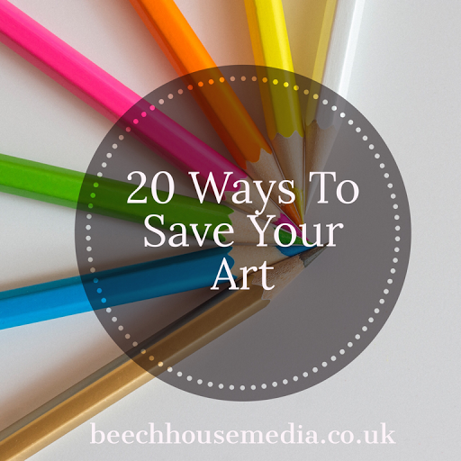 20 ways to turn unfinished art into a success