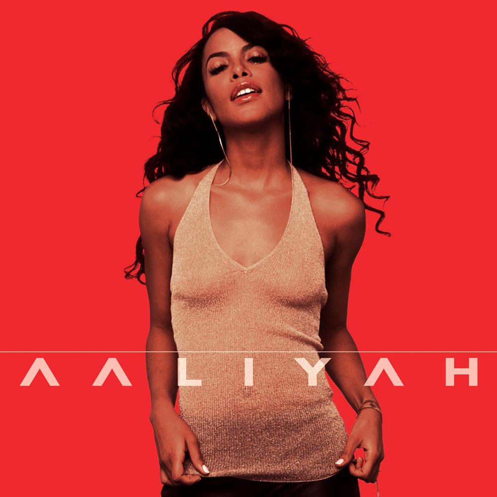 Album Artist: Aaliyah / Album Title: Aaliyah