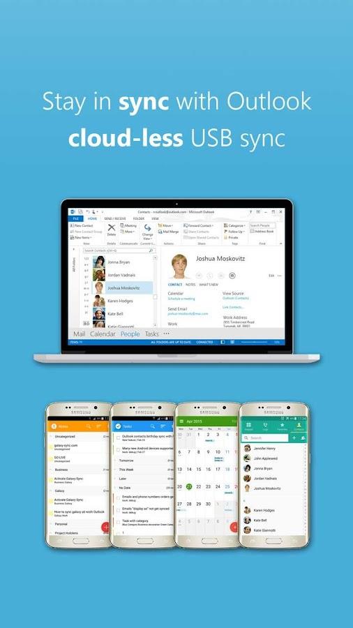 Outlook-Sync-USB-Sync 3