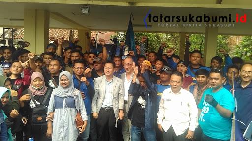 Karyawan PT SUG Cicurug Kembali Bekerja Pasca Rentetan Aksi