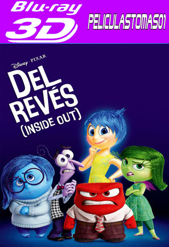 Del revés (Inside Out) (2015) 3DFull (SBS/HOU)