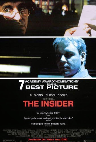 Poster Of English Movie The Insider (1999) Free Download Full New Hollywood Movie Watch Online At Alldownloads4u.Com