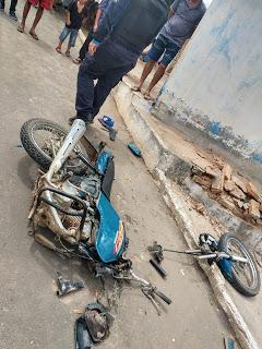 ADOLESCENTE DE 13 ANOS MORREU AO CAIR DE MOTO NA ZONA RURAL DE TAMBORIL