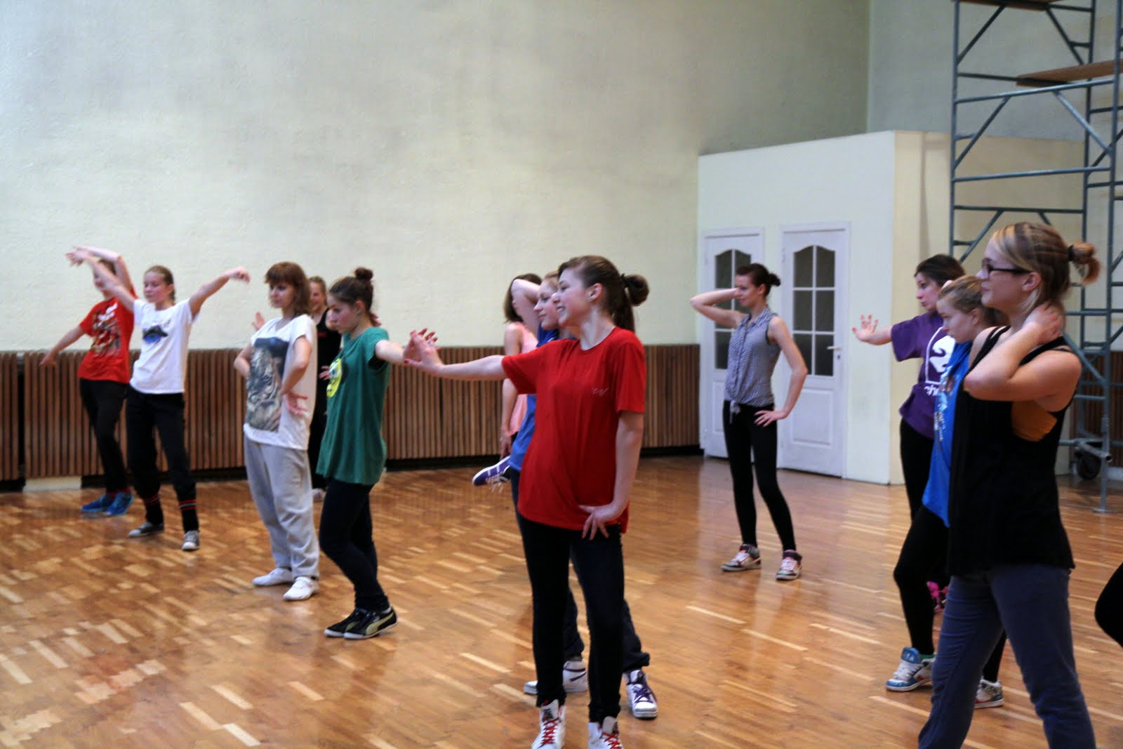 Waacking workshop with Nastya (LV) - IMG_2053.JPG