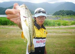 30位(飛び賞):柴山奨平選手@ジュニア(1本220g)