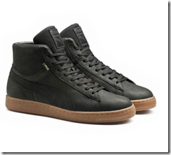 Puma Basket GTX Hi Top Sneakers
