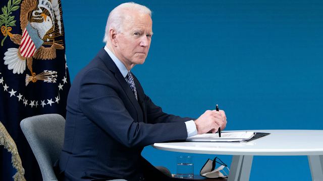WATCH: Biden Refuses To Answer What Happened To His 'Promise' For Quick $2,000 Checks