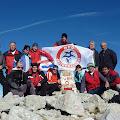 Najviši vrh Hrvatske, Sinjal 1831 m