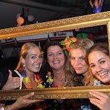 Foutesjow, feesttent, dorpsfeest Goutum