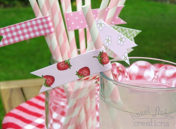 2015 June 26 summer picnic spread photo diy for wayfair hazelfishercreations 3