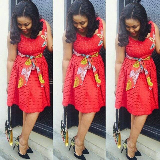 Asoebi Ankara Styles Short Gowns 2016 Styles 7