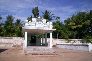 Thalaichangadu Temple Inside Shrine