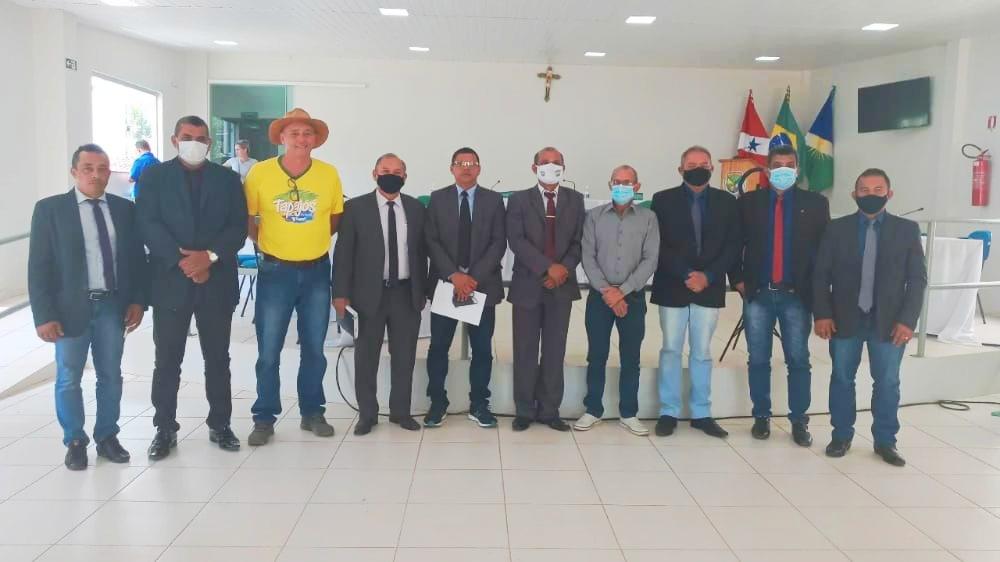 Câmara de vereadores do município de Mojui dos Campos, recebe ICPET e garante participação de Parlamentares nas  caravanas pró Estado do Tapajós a Brasília