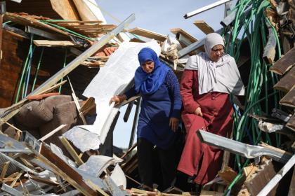 "WAR LOOMS: ""demonstrable rise"" in demolitions of Palestinian properties in East Jerusalem - NGO"