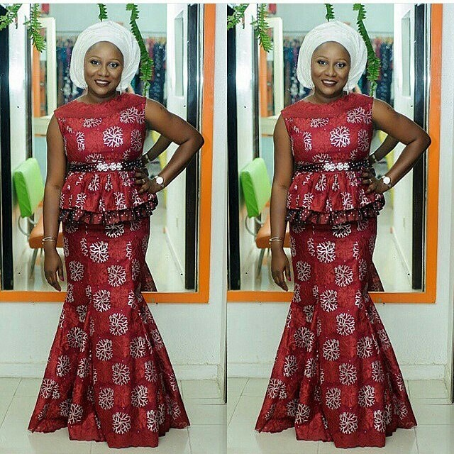 Photos of traditional african wedding dresses 2017 for African dresses for wedding guests