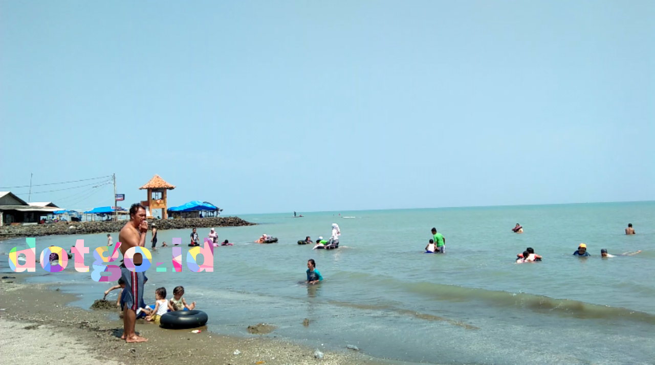 Pantai Pondok Bali Kawasan Wisata Bahari Di Subang Yang