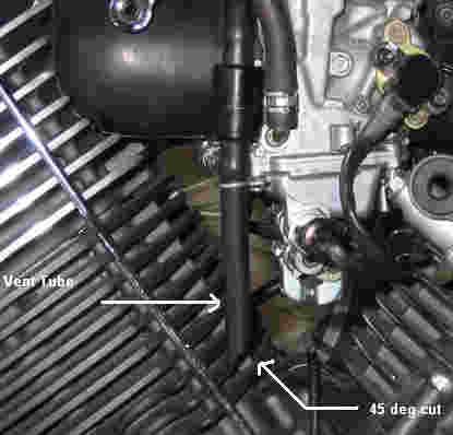 Yamaha V Star Carb Sync