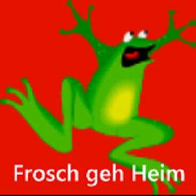 Frosch geh Heim