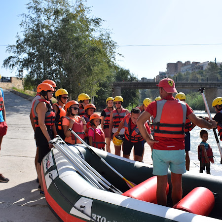 Descenso en Rafting 03/08/2018