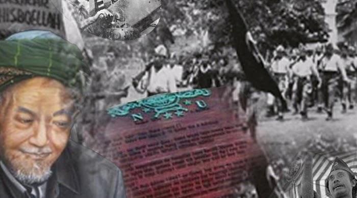 """Ulama-Santri Pencipta """"Lagu Kemerdekaan"""" Khas Pesantren"""
